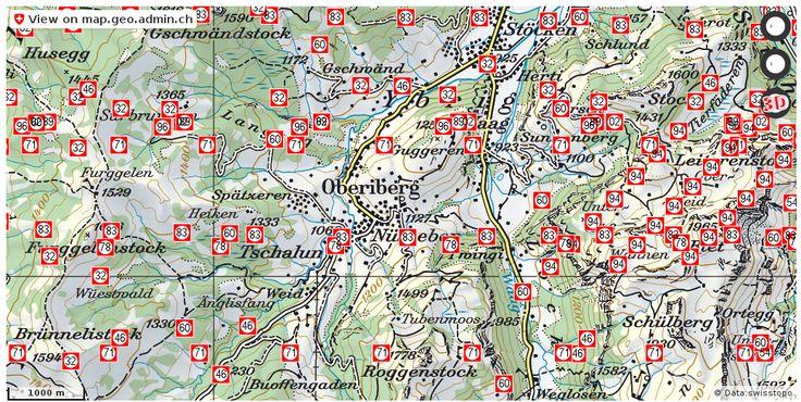 Oberiberg SZ Luftbilder drohne http://ift.tt/2qkNPQU #karten #GeoSpatial