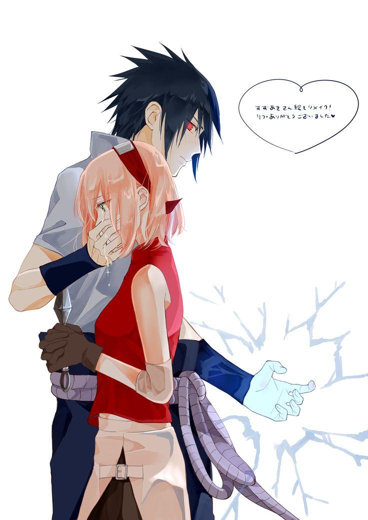 naruto shippuden sasuke and sakura meet