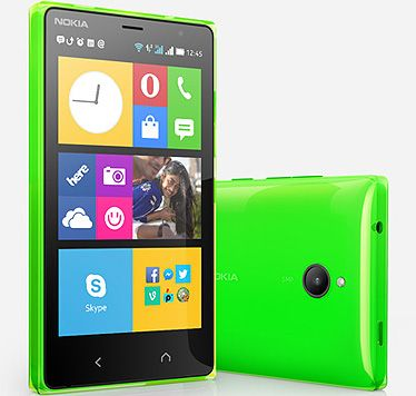 Nokia X2: Microsoft launches Android-powered handset