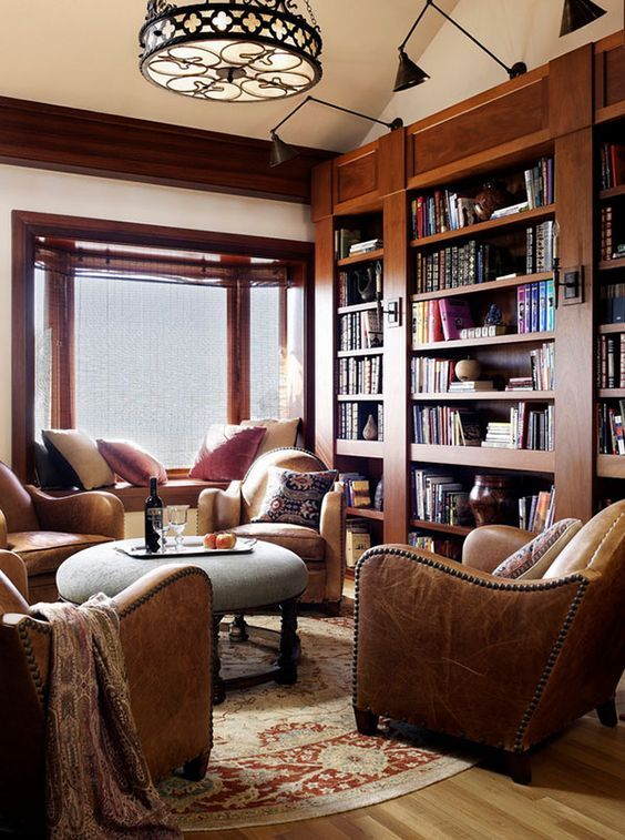 17 Best ideas about Home Libraries on Pinterest | Home library ...