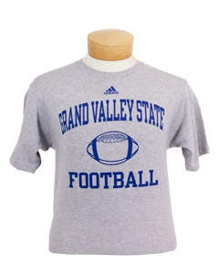 Grand Valley State Football t-shirt for sale