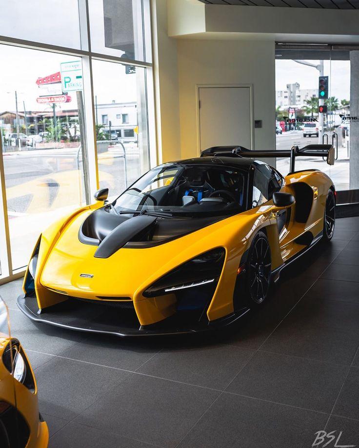 McLaren Senna – Muskelautos