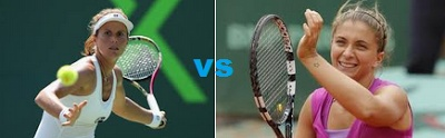5/9/13 MADRID, Spain - Madrid Open 3rd Round: Sara Errani edged Varvara Lepchenko 7-5, 6-3 & avenged her Fed Cup Tie loss several weeks ago. Next up for Sara will be Ekaterina Makarova.