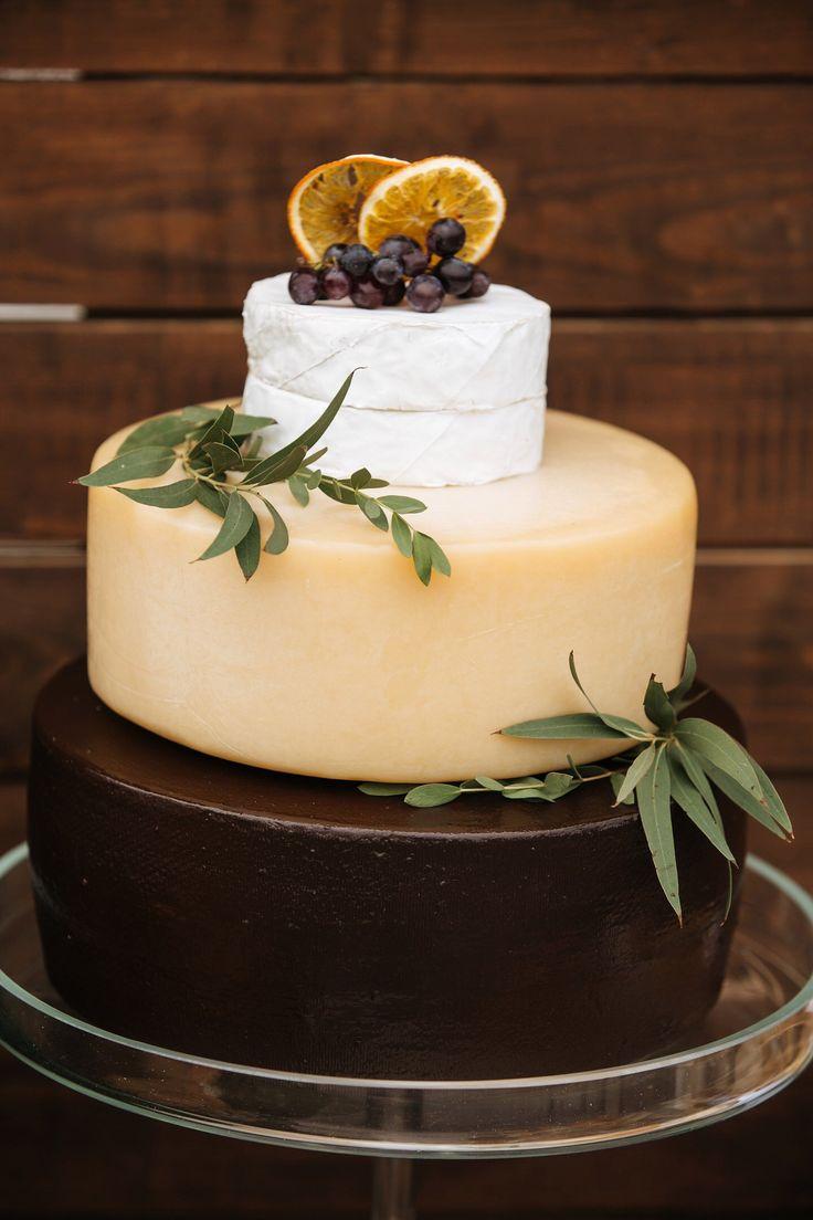 Candy-bar на свадьбу: сырный торт.