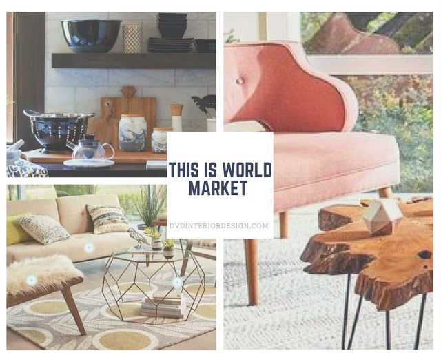 World Market introductions for Fall! Great Style at affordable prices.