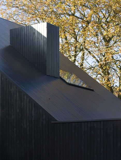 Shadow House by Jonathan Tuckey Design