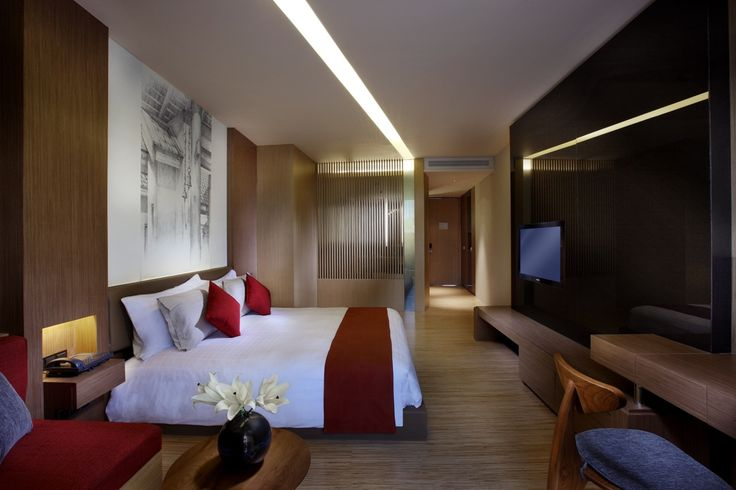 So Comfy is one of the Wood Element rooms. The Wood Element rooms represent…