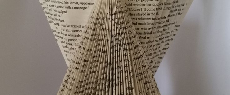 Just a quick post for any book folding addicts in the Scarborough (UK) area. We are setting up a self help group for addicts which will meet on the last Saturday of every month starting 26th Septem…