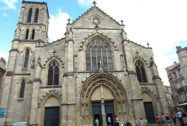 Собор Святого Петра – #Франция #Аквитания #Бордо (#FR_B) Собор 19 века, построен в готическом стиле http://ru.esosedi.org/FR/B/1000478107/sobor_svyatogo_petra/