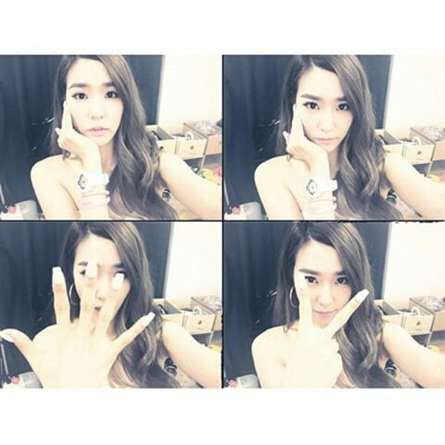 17 Best images about Tiffany Hwang Instagram :) on ...