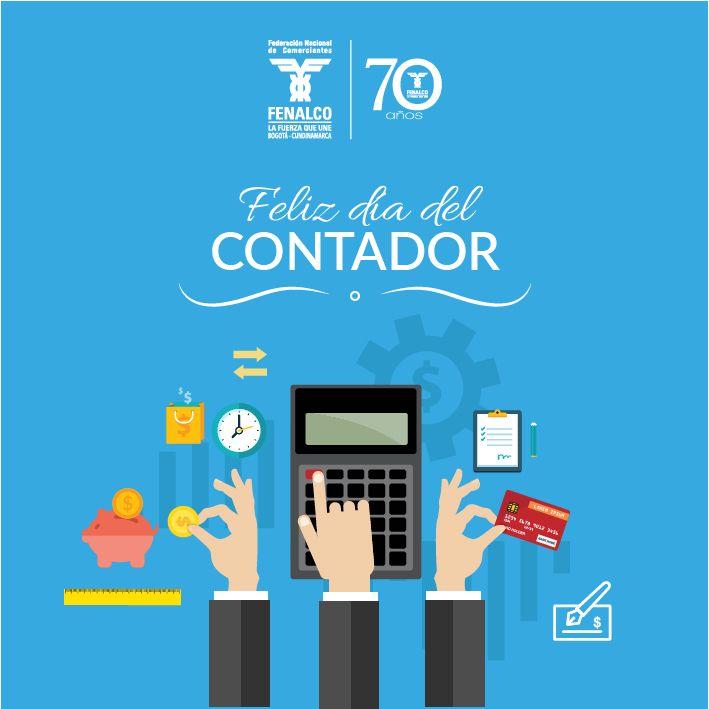 ¡Feliz día del Contador!. Martes 1 de marzo de 2016