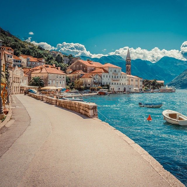 "992 Likes, 90 Comments - Interrail Official (@interraileu) on Instagram: ""Kotor is among one of the most beautiful of Montenegro's coastal towns. It is surrounded by…"""