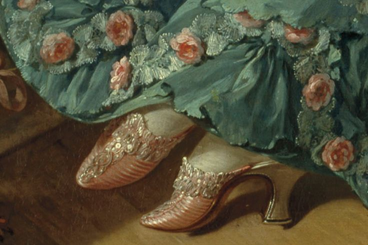 """The editor in chief shares her passions and inspirations.  """"'Pretty' verges on a dirty word, but who can resist the froufrou of Madame de Pompadour's hem and slippers in François Boucher's 1756 portrait?"""""""