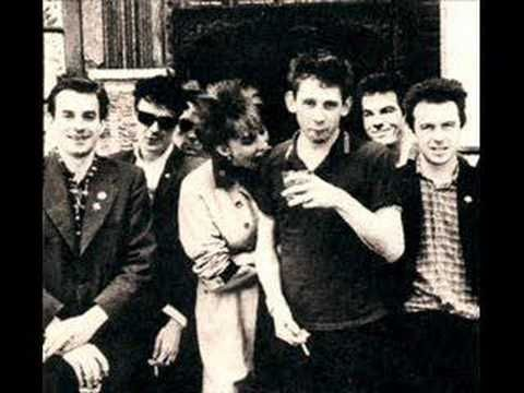 The Pogues - If I Should Fall From Grace With God       (used to listen to this album over and over)