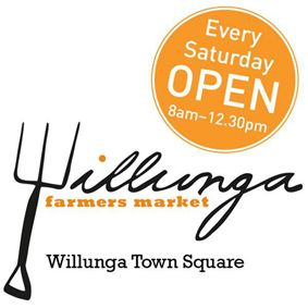 We are very lucky in South Australia to have some wonderful markets, one of which is the Willunga Farmers Market.