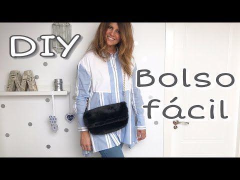 Cómo hacer el bolso tendencia más fácil del mundo. - YouTube