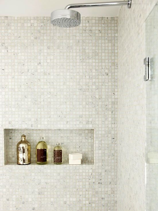 Remove, Replace, (Rinse &) Repeat: Bathroom Shower Organization Tips // Live Simply by Annie