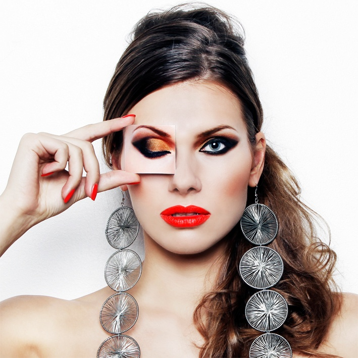 Fotógrafo: Marcos Domingo Sánchez.  Hair & Make Up: Nando Talavera