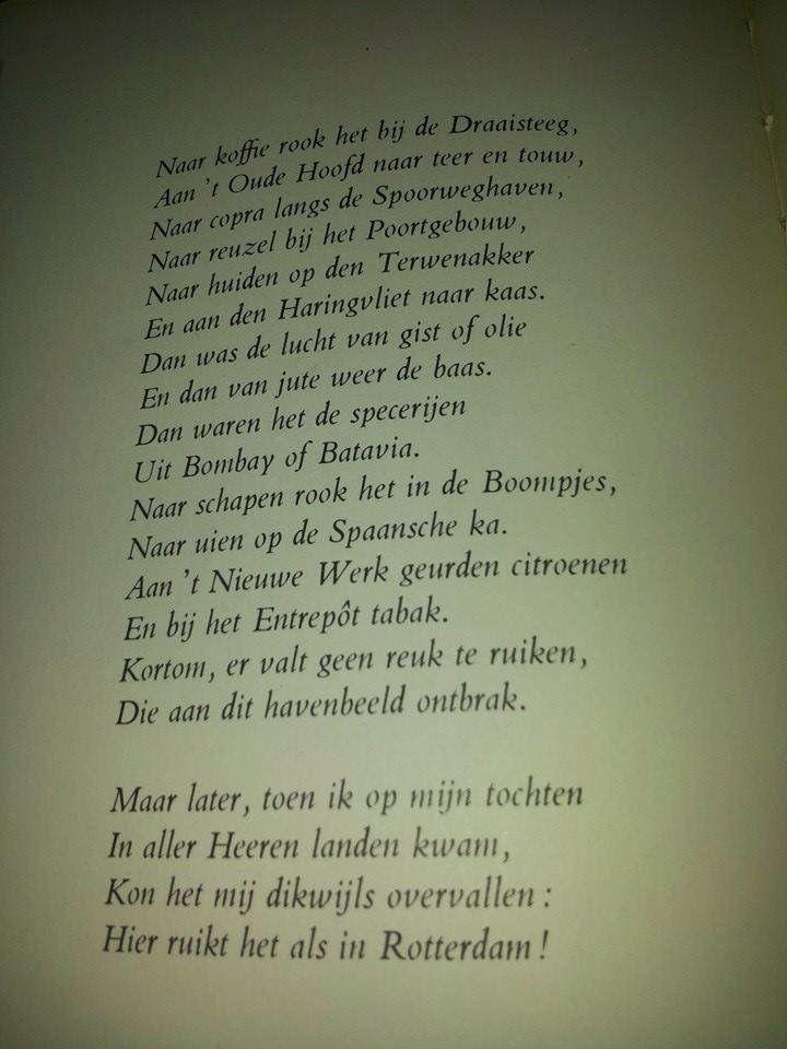 Geur Rotterdam