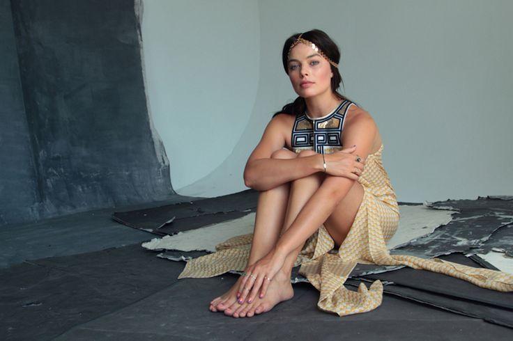 Margot Robbie, una bella modelo de Australia @alvarodabril