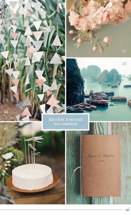 Pretty hues | Seven Swans