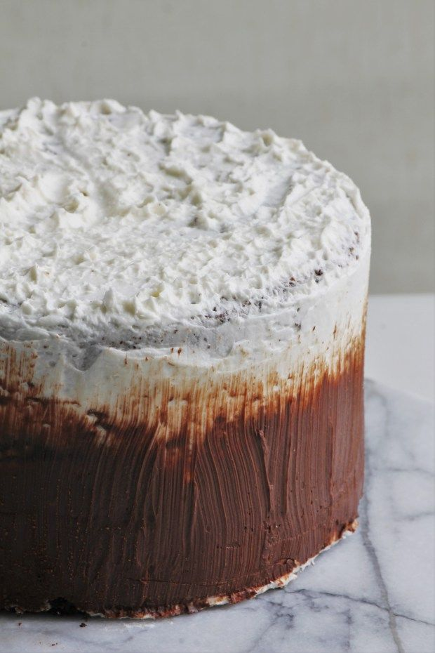 Chocolate Guinness Cake with Whiskey Buttercream