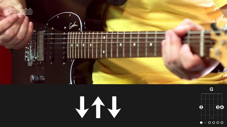 Cifra, tab e aula com divisão em capítulos em http://cifraclub.tv/v2110 ______________________________________________________ Equipamentos: Guitarra GODIN S...