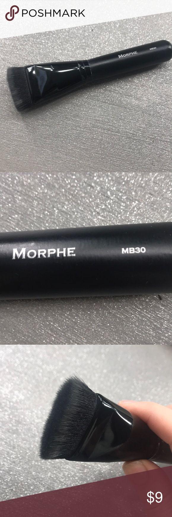 Morphe contour brush **clean** Morphe MB30 face contour brush Morphe Makeup Brushes & Tools