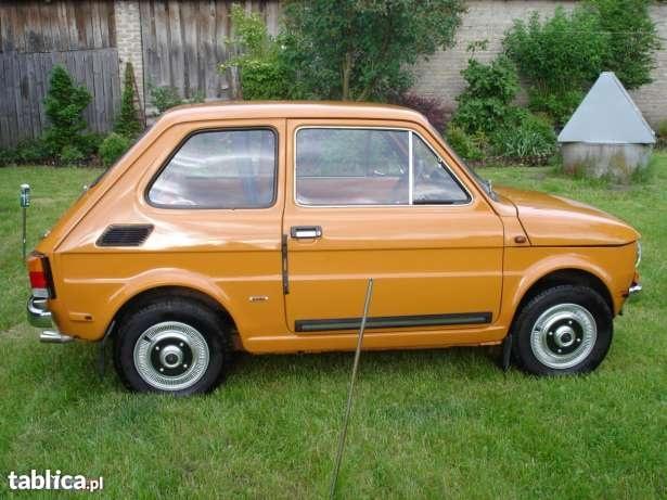 Fiat 126 1980 w Łodzi - image 3