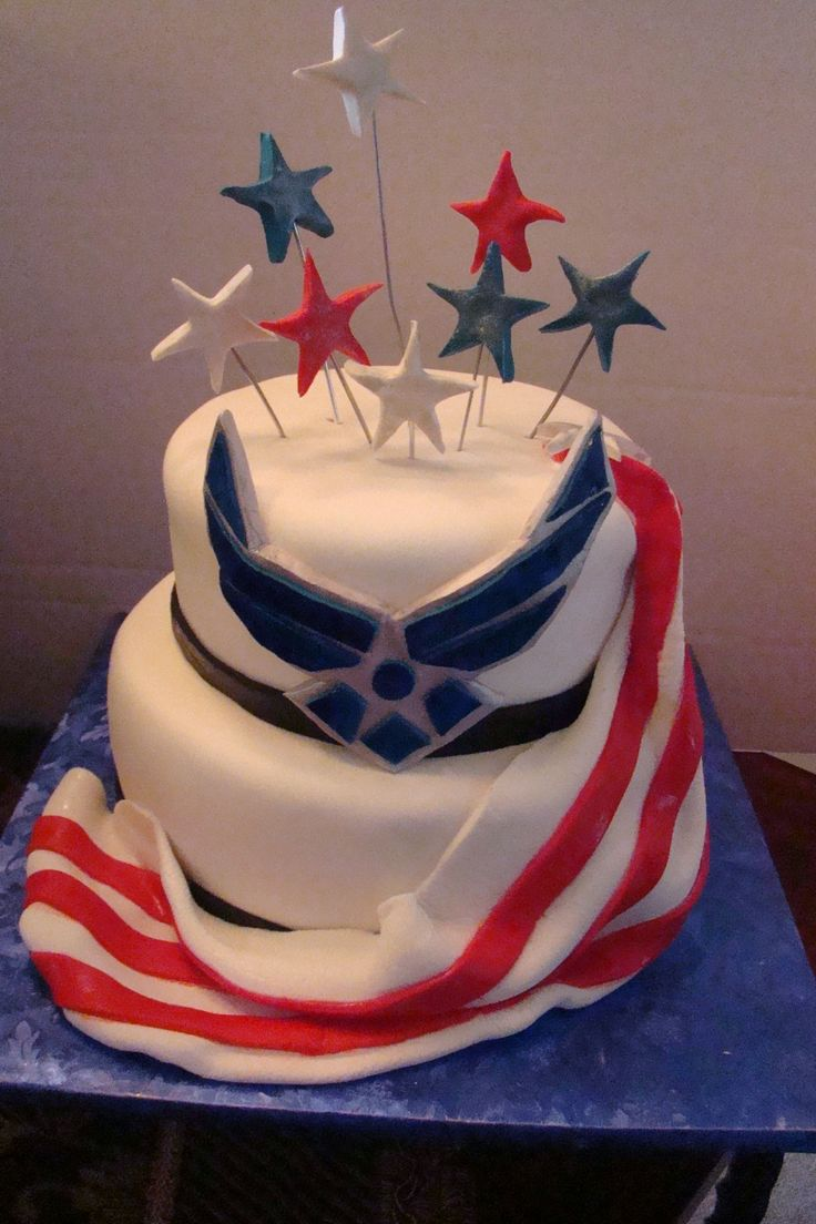 Edible Cake Images Air Force : 57 best images about Air Force Retirement Party on ...