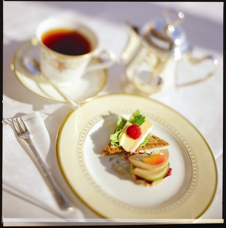 Afternoon tea with Crystal Cruises. For more information visit www.crystalcruises.co.uk or call 020 7399 7601