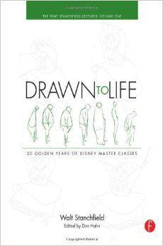 Drawn to Life: 20 Golden Years of Disney Master Classes: Volume 1: The Walt Stanchfield Lectures: Walt Stanchfield, Don Hahn: 9780240810966:...  ★ || iAnimate || ★  Find more at https://www.facebook.com/iAnimate.net http://www.pinterest.com/ianimateschool/ #ianimate  iAnimate.net is quite simply the best animation program in the world. #animation #books