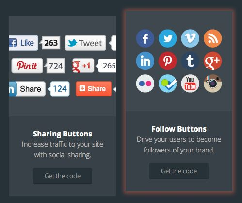 Adding Social Media Follow Buttons in 8 Easy Steps