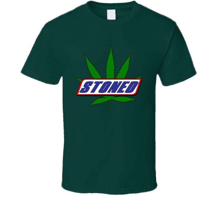 Stoned Logo T Shirt