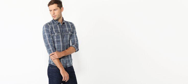 Koszula REMO LG - Koszule - Kolekcja męska – Diverse