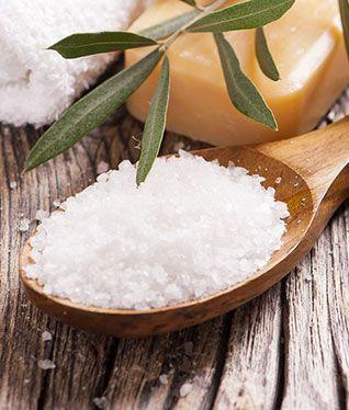 17 meilleures id es propos de sels de bain sur pinterest for Bain moussant fait maison