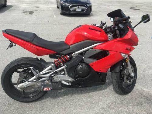 2009 Kawasaki Ninja 650R -  Jacksonville, NC #6155738196 Oncedriven