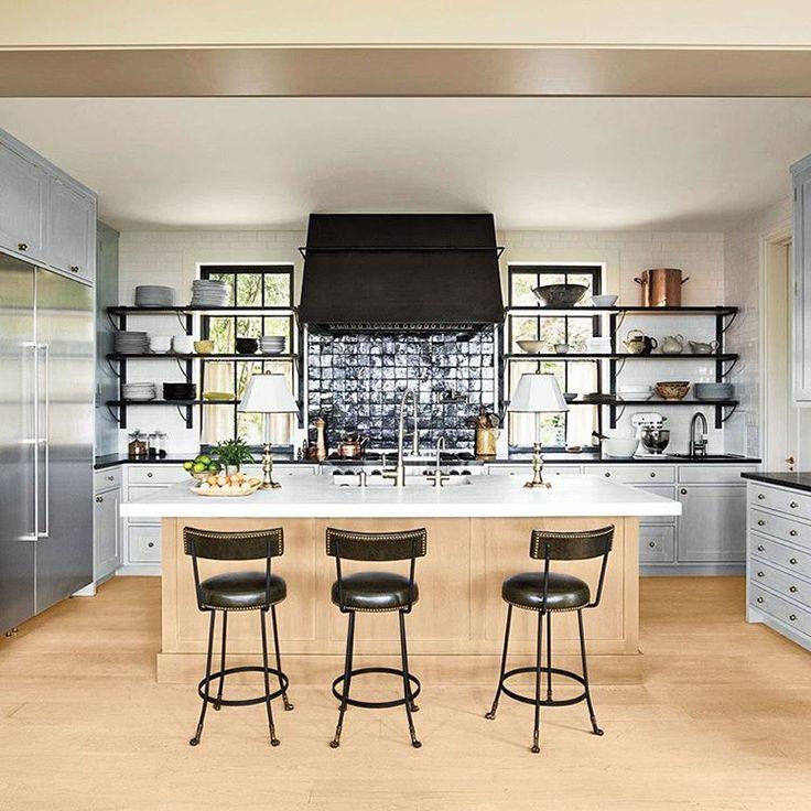 308 besten kitchens Bilder auf Pinterest   Ahorn küche ...