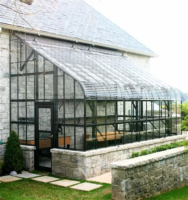 Southern greenhouse lean to v xthus pinterest v xthus for Bhg greenhouse