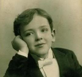 "I was born Frederick Austerlitz ""Fred Astaire"" on May 10, 1899.  *Actor/Dancer"