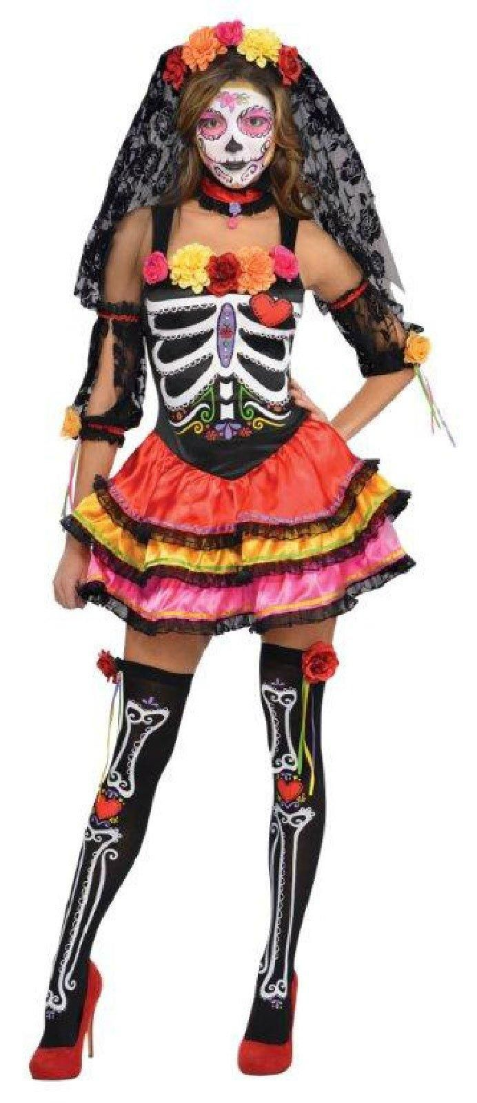 44 best Day of the dead fancy dress and make up ideas. images on ...