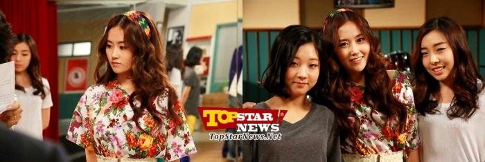 포미닛(4minute) 허가윤(Heo Ga Yoon), '빛그림' 80년대 톱가수로 오늘 첫 출연
