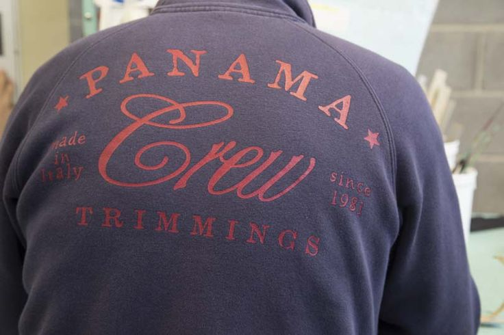 Panama Trimmings - Italian labels maker