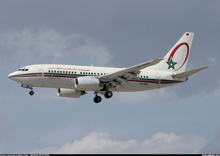 Boeing 737-7B6 - Royal Air Maroc - RAM | Aviation Photo #0649173 | Airliners.net