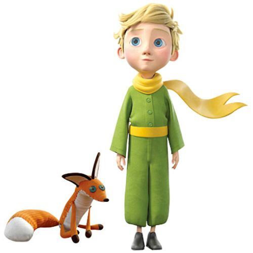 These figurines feature characters from The Little Prince movie! They will slip into a pocket or backpack, to encourage role-playing fun wherever kids travel. The Little Prince Friends Figures set includes The Little Prince and Fox. Ages 3 to 8 years.