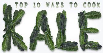 Top 10 Ways to Prepare Kale, Treat Kale like spinach and you can substitute it in just about any recipe.