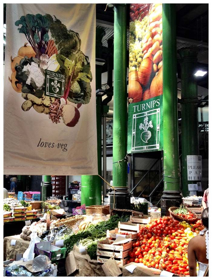 A foodie's treat... Borough Market London. The way to a woman's heart is thru her stomach... Brent knows.