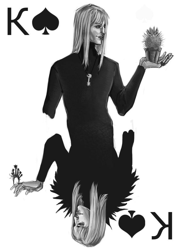 Стервятник-Тень by Мамока