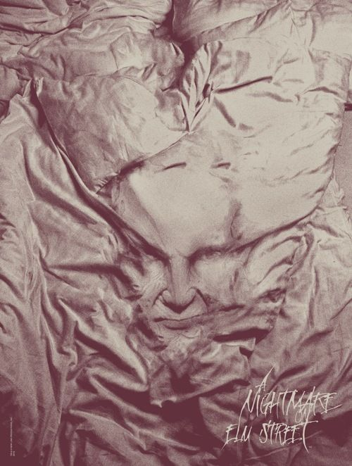 Nightmare on Elm Street Homage / Jay Shaw