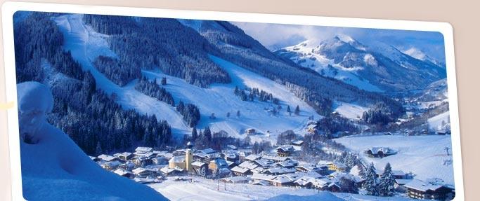 http://www.hotel-sonne.at  Skigebiet Saalbach Hinterglemm im Salzburger Land.